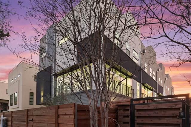 1855 Summit Avenue #102, Dallas, TX 75206 (MLS #14211705) :: Century 21 Judge Fite Company