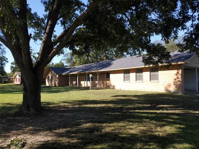 1535 College Street, Sulphur Springs, TX 75482 (MLS #14211757) :: All Cities Realty