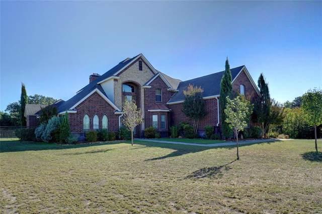 163 Rattling Antler Court, Azle, TX 76020 (MLS #14211778) :: Baldree Home Team