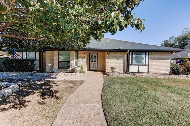 525 Doubletree Drive, Highland Village, TX 75077 (MLS #14211808) :: Baldree Home Team