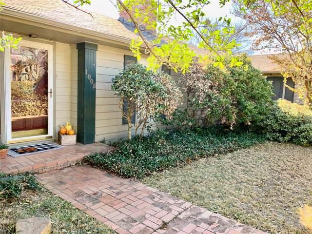 1005 E Lindsey Street, Breckenridge, TX 76424 (MLS #14211812) :: RE/MAX Town & Country