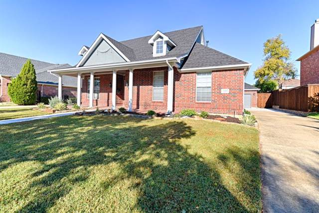 2503 Sir Turquin Lane, Lewisville, TX 75056 (MLS #14212241) :: RE/MAX Town & Country