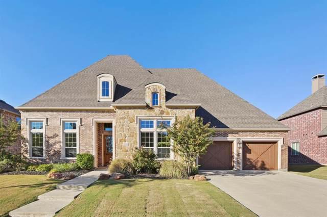 4311 Fisher Road, Prosper, TX 75078 (MLS #14212763) :: The Kimberly Davis Group