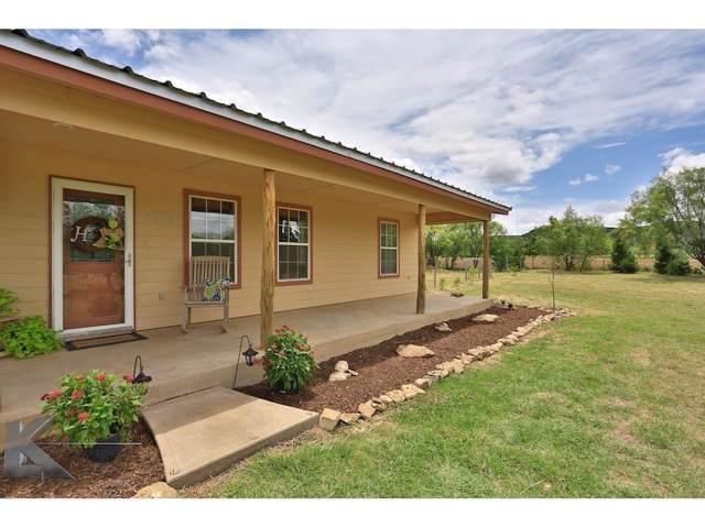3725 Potosi Road, Abilene, TX 79602 (MLS #14212954) :: RE/MAX Landmark