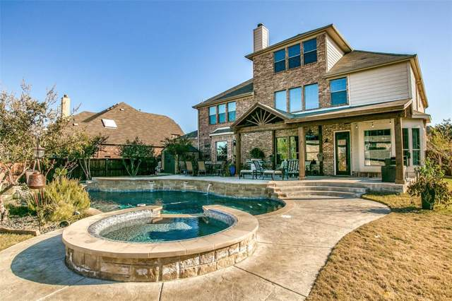 5401 Royal Lytham Road, Fort Worth, TX 76244 (MLS #14213446) :: RE/MAX Town & Country