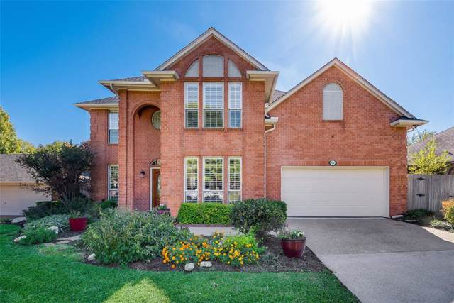 7117 Aspen Wood Trail, Fort Worth, TX 76132 (MLS #14214210) :: RE/MAX Town & Country