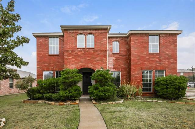 1628 Brice Drive, Royse City, TX 75189 (MLS #14214233) :: RE/MAX Town & Country