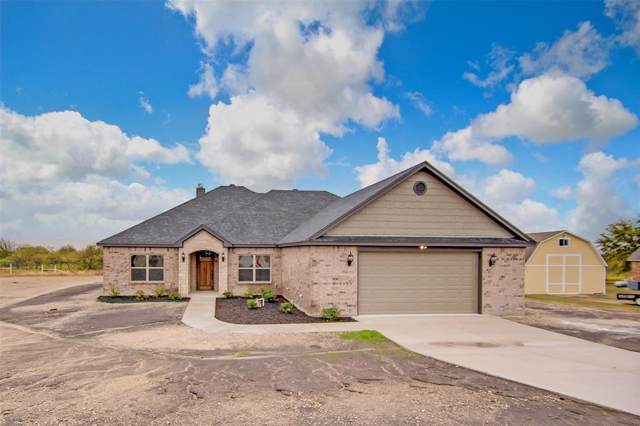 7549 Blanchard Way, Fort Worth, TX 76126 (MLS #14214416) :: Real Estate By Design