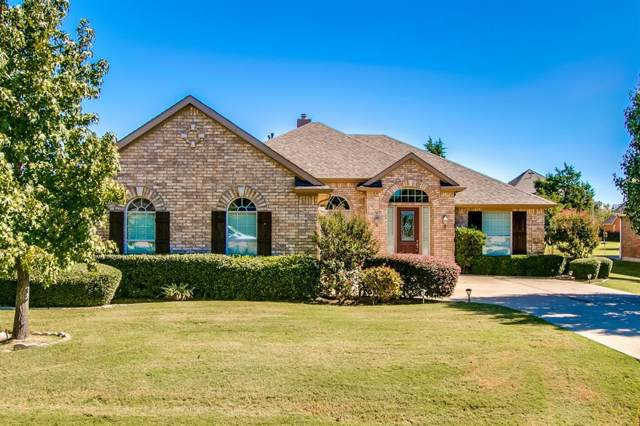 1121 Durango Circle, Shady Shores, TX 76208 (MLS #14214878) :: All Cities Realty