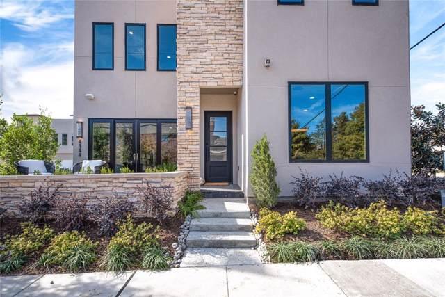 4144 Entrada Way, Dallas, TX 75219 (MLS #14214994) :: Robbins Real Estate Group