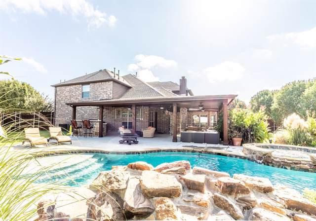 203 Palomino Lane, Celina, TX 75009 (MLS #14215151) :: The Kimberly Davis Group