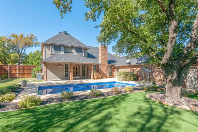 102 Greenhill Trail S, Trophy Club, TX 76262 (MLS #14215152) :: The Mitchell Group
