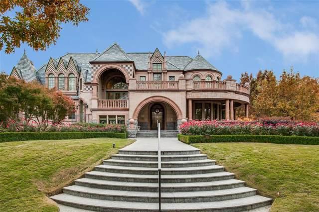 3619 Crescent Avenue, Highland Park, TX 75205 (MLS #14215214) :: Van Poole Properties Group