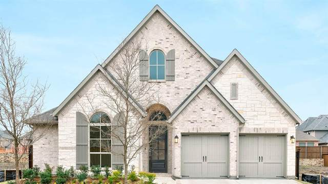 750 Moorland Pass Drive, Prosper, TX 75078 (MLS #14215318) :: Real Estate By Design