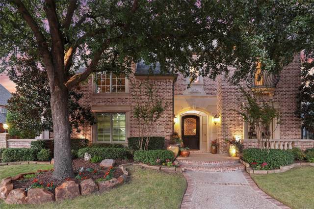 6044 Bellevue Place, Frisco, TX 75034 (MLS #14215471) :: RE/MAX Town & Country