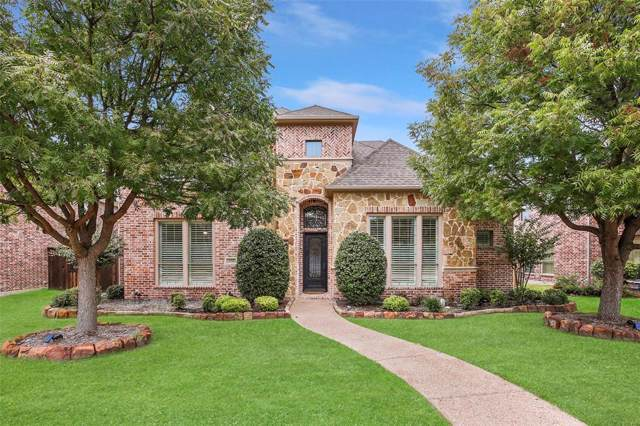 10260 Bowling Green Drive, Frisco, TX 75035 (MLS #14215472) :: RE/MAX Town & Country