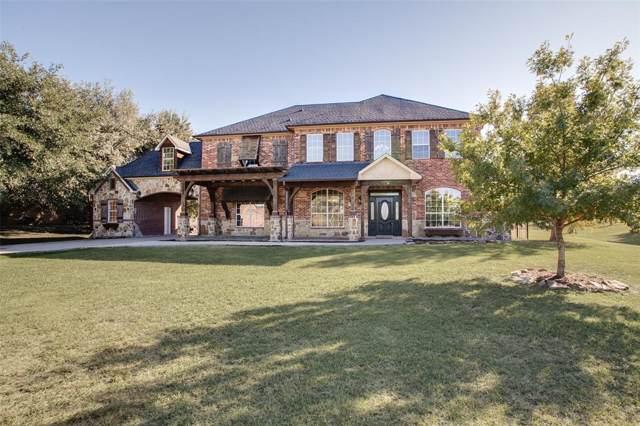 14150 Red Oak Circle N, Frisco, TX 75071 (MLS #14215860) :: The Good Home Team