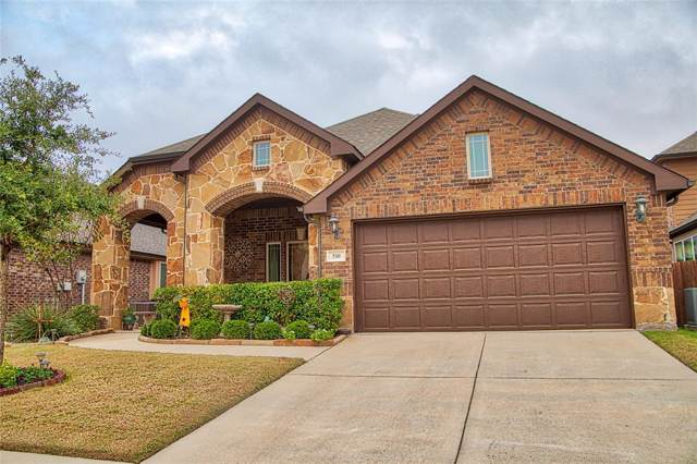 510 Kelvington Drive, Anna, TX 75409 (MLS #14215961) :: All Cities Realty