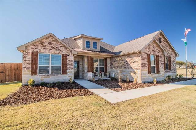 114 High Ridge Court, Decatur, TX 76234 (MLS #14216058) :: RE/MAX Town & Country