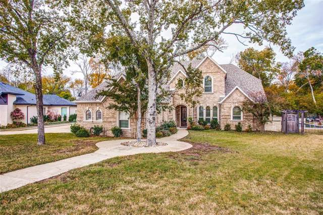 911 Majestic Point, Heath, TX 75032 (MLS #14216282) :: RE/MAX Landmark