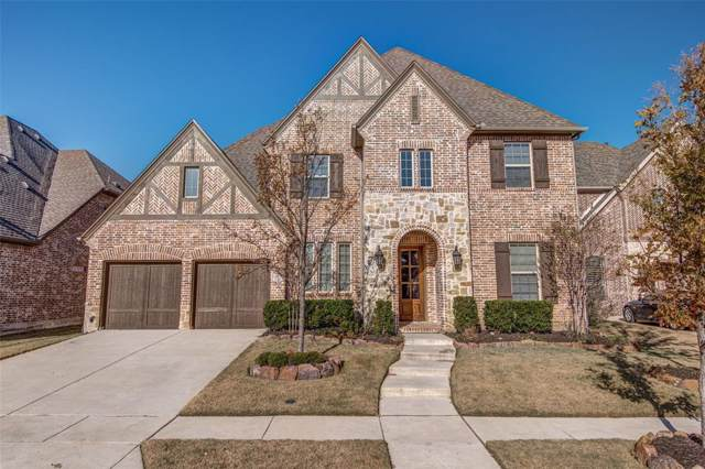 3717 Noontide Lane, Celina, TX 75009 (MLS #14216614) :: The Tierny Jordan Network