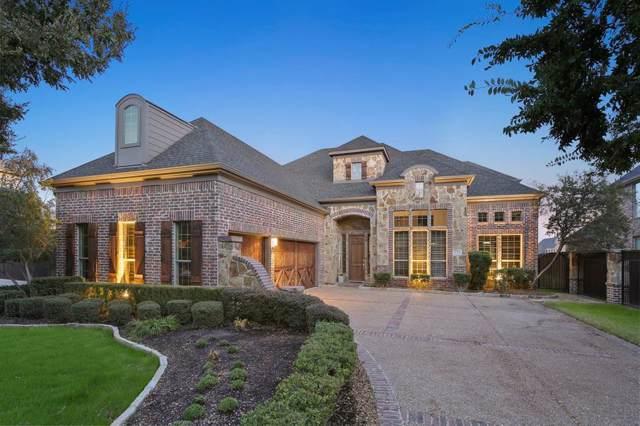 611 Sword Bridge Drive, Lewisville, TX 75056 (MLS #14216742) :: Hargrove Realty Group