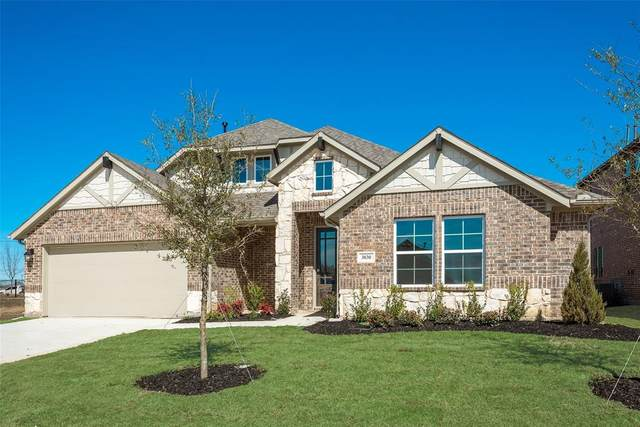 3030 Clearwater Drive, Prosper, TX 75078 (MLS #14216851) :: Real Estate By Design