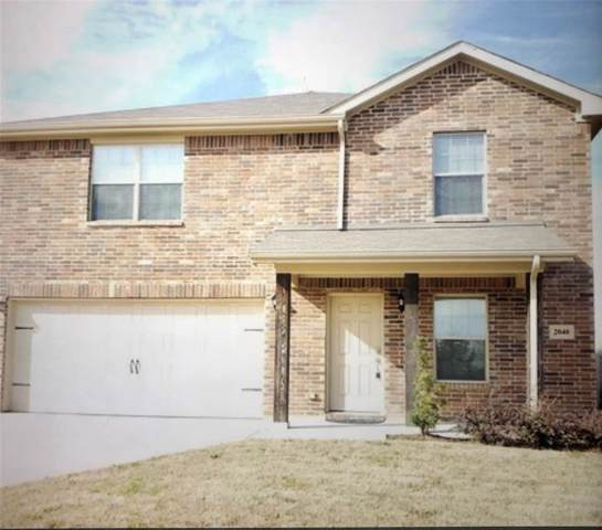 2040 Beacon Way, Fort Worth, TX 76140 (MLS #14217120) :: RE/MAX Town & Country