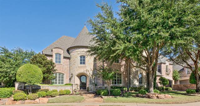 6062 Bellevue Place, Frisco, TX 75034 (MLS #14217151) :: RE/MAX Town & Country