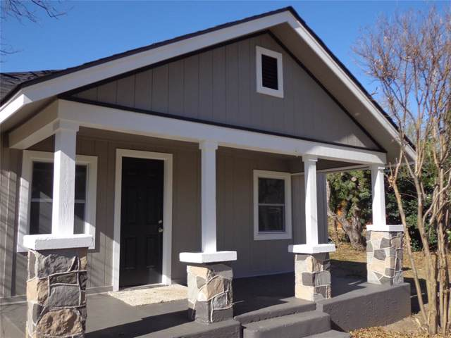 905 Norwood Street, Brownwood, TX 76801 (MLS #14217200) :: RE/MAX Town & Country