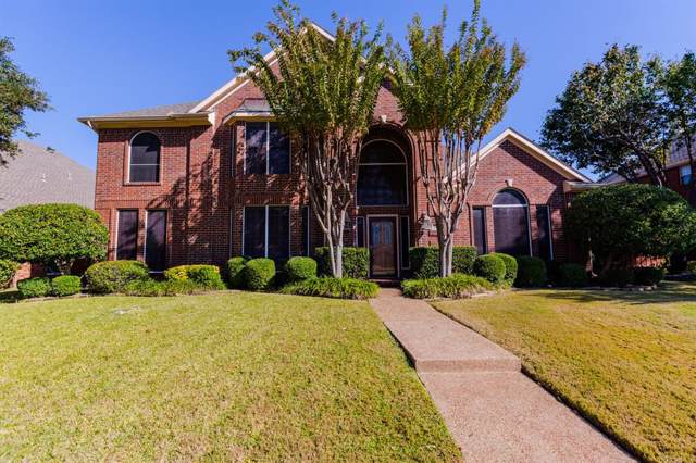 206 Black Oak Circle, Coppell, TX 75019 (MLS #14217379) :: RE/MAX Town & Country