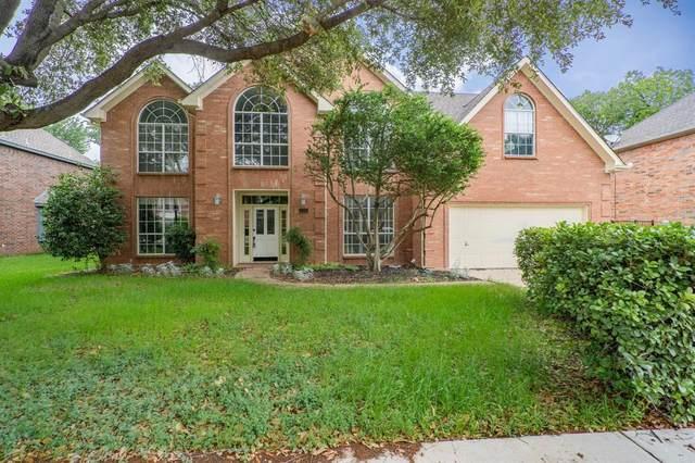 220 Beechwood Lane, Coppell, TX 75019 (MLS #14217527) :: RE/MAX Pinnacle Group REALTORS
