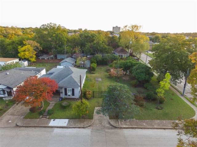 850 W Canty Street, Dallas, TX 75208 (MLS #14217745) :: RE/MAX Town & Country