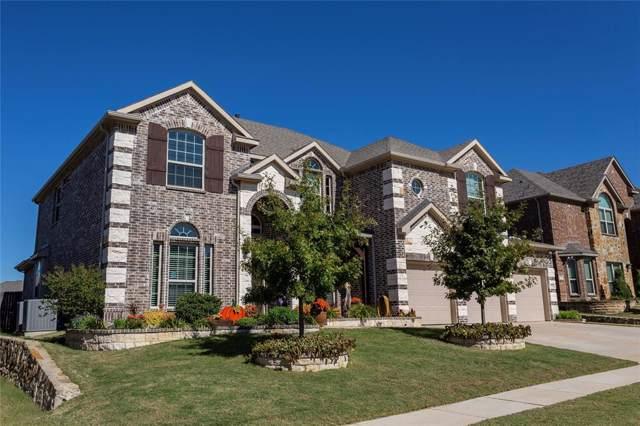 320 Cripple Creek Drive, Celina, TX 75009 (MLS #14217894) :: The Kimberly Davis Group
