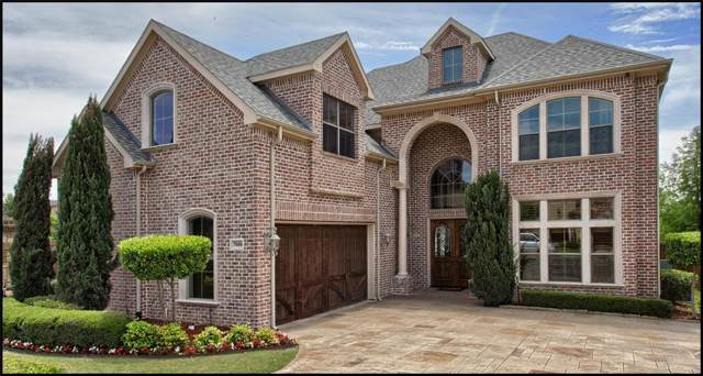 7000 Brook Forest Circle, Plano, TX 75024 (MLS #14217941) :: Robbins Real Estate Group