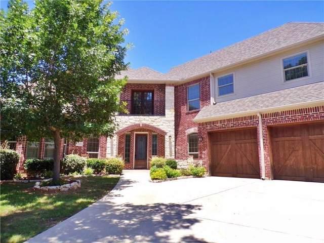 7109 Stone Villa Circle, North Richland Hills, TX 76182 (MLS #14218044) :: RE/MAX Town & Country