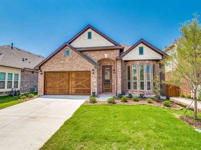1020 Baynes Drive, Mckinney, TX 75071 (MLS #14218104) :: The Good Home Team