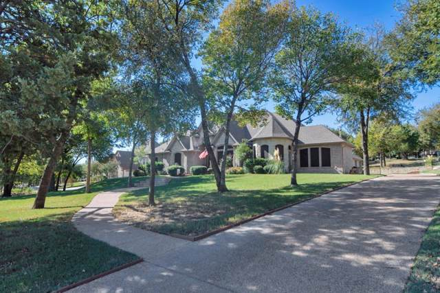 108 Anthony Drive, Lakeside, TX 76108 (MLS #14218200) :: Real Estate By Design