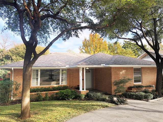 1522 Sylvan Avenue, Dallas, TX 75208 (MLS #14218509) :: RE/MAX Town & Country