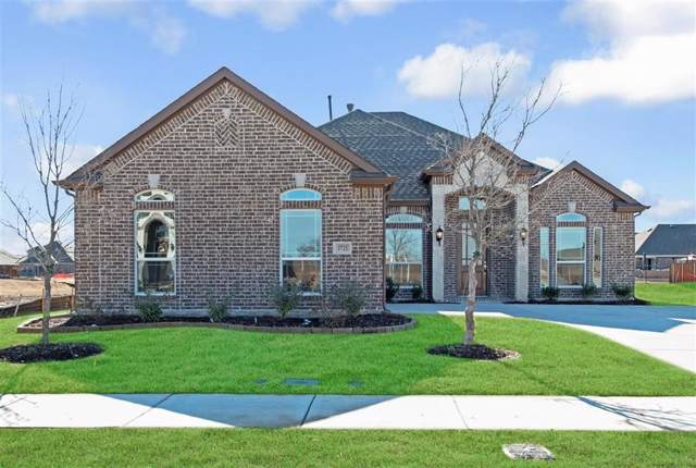 3721 Homeplace Drive, Celina, TX 75009 (MLS #14218989) :: Real Estate By Design