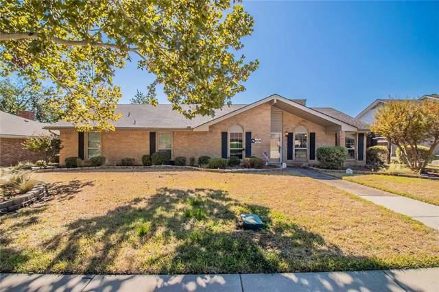 1604 Woodcrest Lane, Carrollton, TX 75006 (MLS #14219176) :: Lynn Wilson with Keller Williams DFW/Southlake