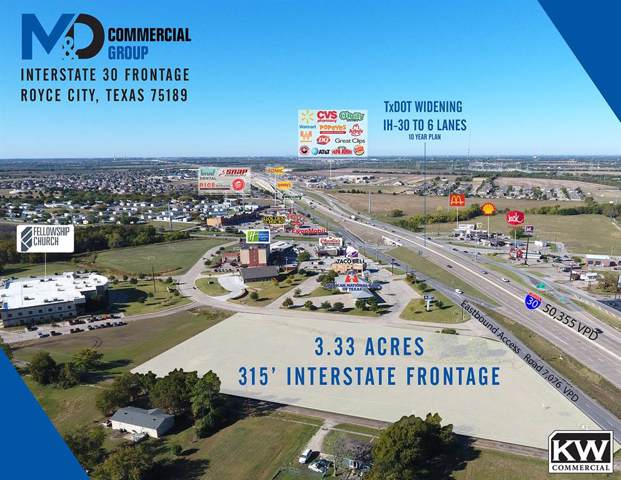 000 Interstate 30 Highway, Royse City, TX 75189 (MLS #14219473) :: RE/MAX Town & Country