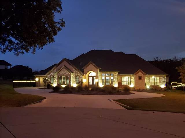 3808 Lake Cove Court, Corinth, TX 76210 (MLS #14219517) :: The Kimberly Davis Group