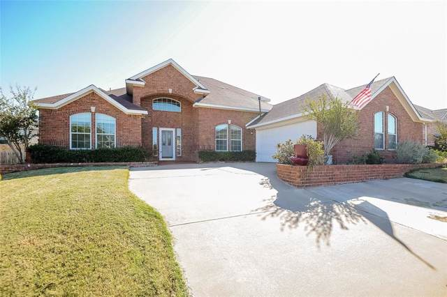 609 Winterwood Drive, Kennedale, TX 76060 (MLS #14219618) :: The Kimberly Davis Group
