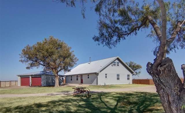 824 Alexander Road, Olney, TX 76374 (MLS #14219667) :: The Kimberly Davis Group