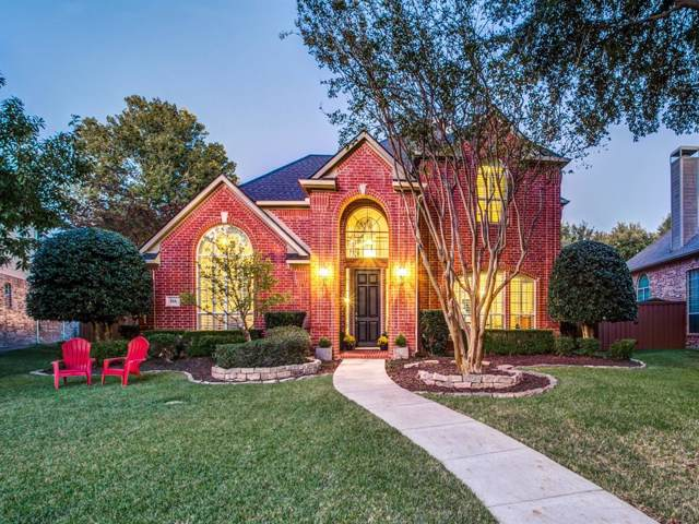 916 Tyler Court, Allen, TX 75013 (MLS #14219949) :: The Kimberly Davis Group