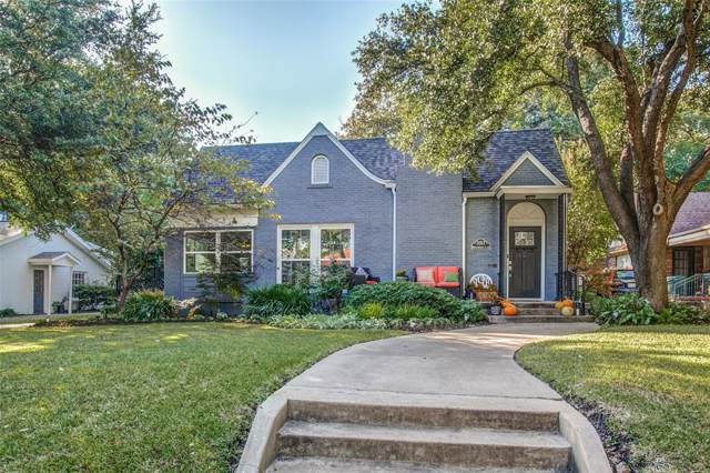 2017 Huntington Lane, Fort Worth, TX 76110 (MLS #14220400) :: RE/MAX Town & Country