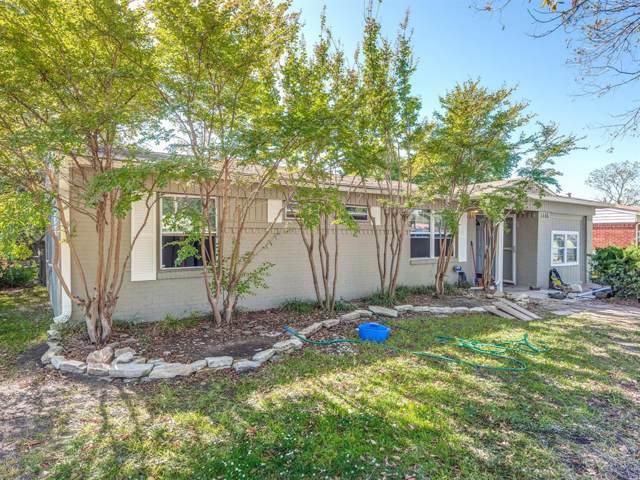 4769 Salem, Mesquite, TX 75150 (MLS #14220540) :: Robbins Real Estate Group