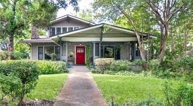 723 Parkmont Street, Dallas, TX 75214 (MLS #14220725) :: The Kimberly Davis Group