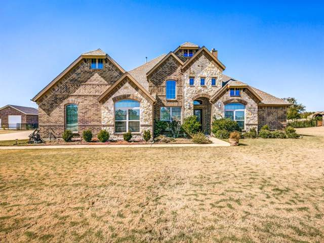 514 Highwater Crossing, McLendon Chisholm, TX 75032 (MLS #14220805) :: RE/MAX Town & Country